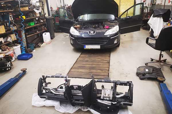 Elektro Hlízov   Autoelektrikářské a automechanické práce, opravy klimatizací